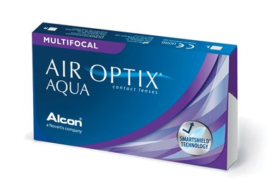 AIR Optix Aqua Multifocal (6 čoček) - Výprodej - Expirace 2021