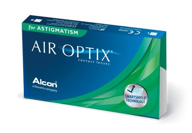 AIR OPTIX for ASTIGMATISM ( 3 čočky )