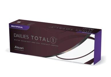 Dailies Total 1 Multifocal (30 čoček)