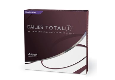 Dailies Total 1 Multifocal (90 čoček)