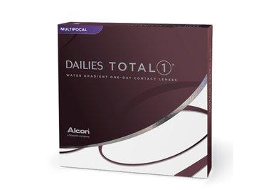 Dailies Total 1 Multifocal (90 čoček)