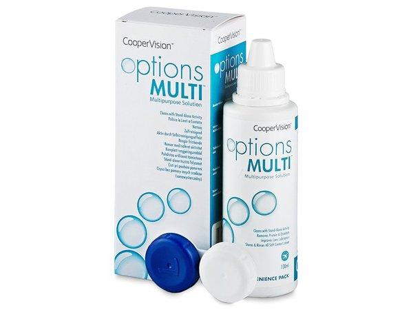 Options Multi 100 ml s pouzdrem - poškozený obal