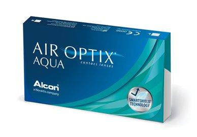 AIR Optix Aqua (6 čoček) - výprodej exp.06/2020
