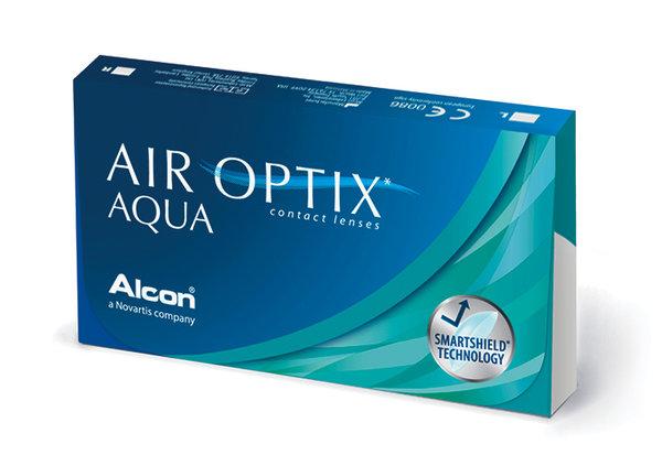 AIR Optix Aqua (6 čoček) - výprodej exp.2019