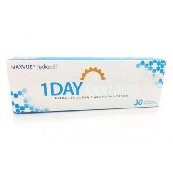 1 Day Comfort HydroSoft (30 čoček)