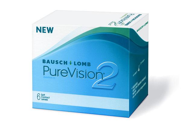 PureVision 2 HD (6 čoček) - výprodej expirace 2018