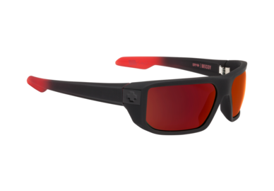 SPY sluneční brýle McCoy - Matte Black / Red