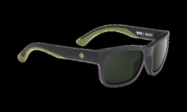 SPY sluneční brýle HUNT Matte Olive - polarizační