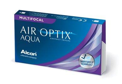 AIR Optix Aqua Multifocal (6 čoček) Doprodej skladu