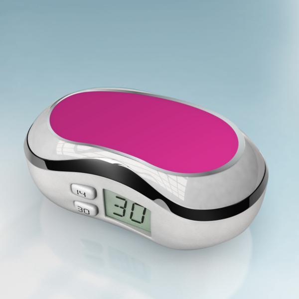 Digitální pouzdro - Bílo-růžové