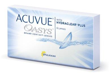 Acuvue Oasys  (6 čoček)- Výprodej - Expirace 2021