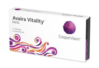 Avaira Vitality Toric (6 čoček)