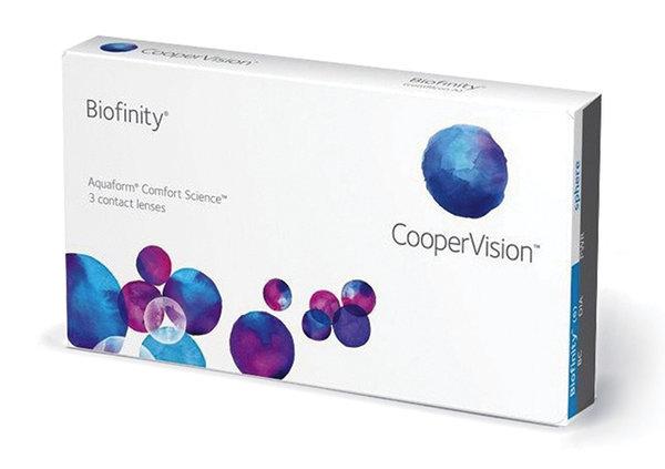 Biofinity (3 čočky) - výprodej exp.09/2018