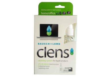 Clens - sada čistících prostředků pro displej