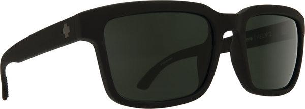 SPY sluneční brýle HELM 2 Matte Black Grey - Polarizační
