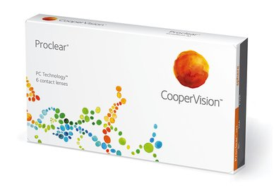 Proclear Compatibles Sphere (6 čoček) - exp.2020/21