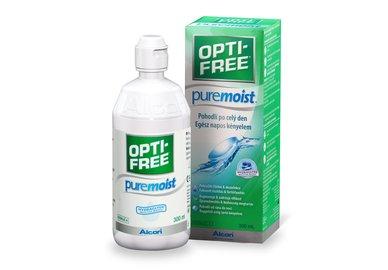 OPTI-FREE PureMoist 300ml - poškozený obal