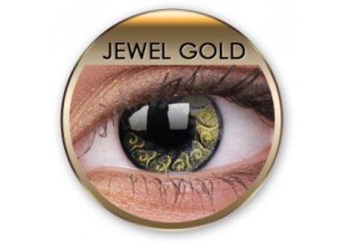 Jewel - Jewel Gold nedioptrické (2 tříměsíční čočky) - exp.11/2019