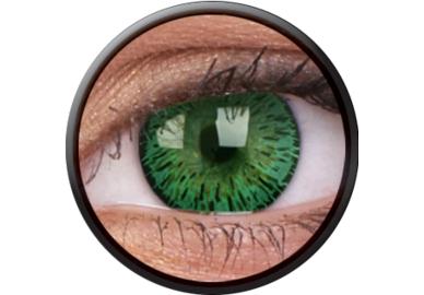ColourVue Elegance - Green (2 čočky tříměsíční) - dioptrické -exp.2017