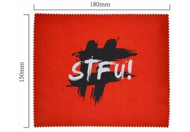 Hadřík na brýle z mikrovlákna- motiv Stfu