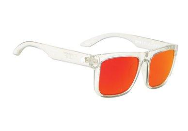 SPY sluneční brýle DISCORD Clear - red