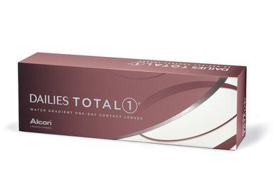 Dailies Total 1 (30 čoček)- Výprodej - Expirace 09/2021