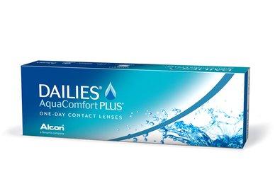 Focus Dailies Aqua Comfort Plus (30 čoček) Výprodej expirace 2021