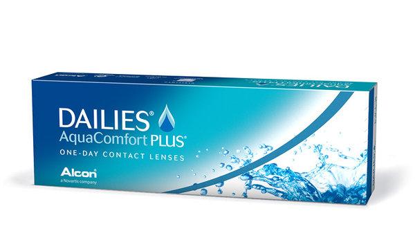 Focus Dailies Aqua Comfort Plus (30 čoček) Výprodej expirace 05/2021