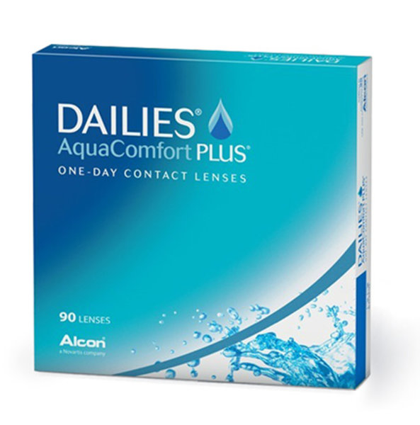 Focus Dailies Aqua Comfort Plus (90 čoček) - exp.2019