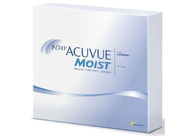 1-Day Acuvue Moist (90 čoček) - exp.01/21