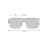 SPY sluneční brýle TRON Matte Gray