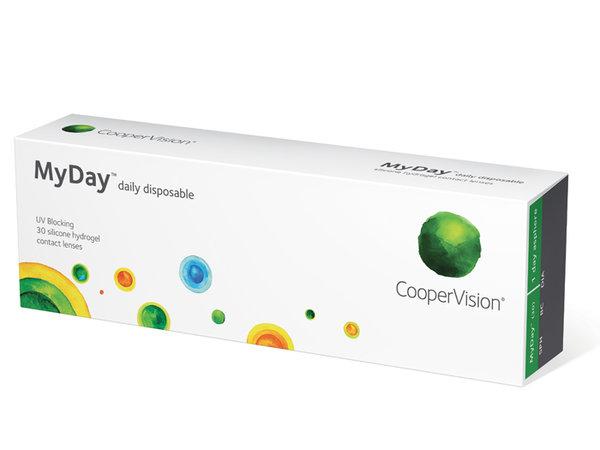 MyDay Daily Disposable (30 čoček)