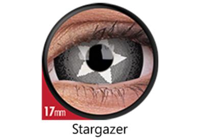 ColourVue Crazy čočky 17 mm - Stargazer (2 ks roční) nedioptické