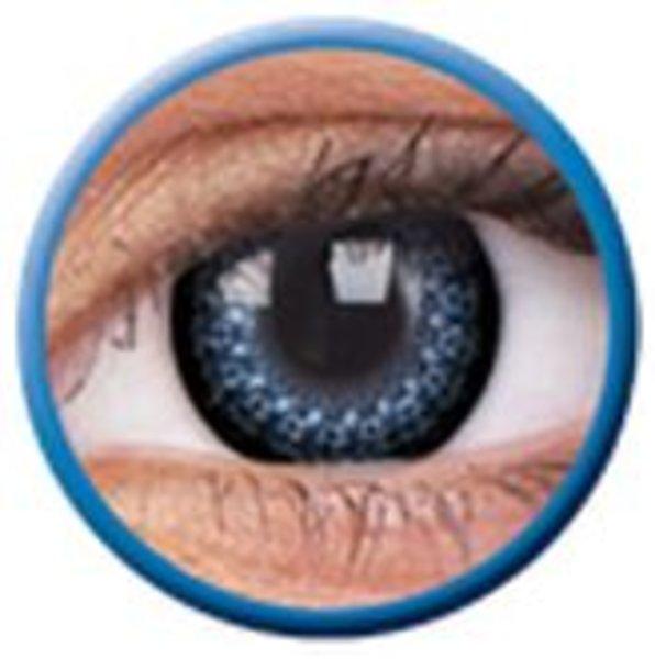 ColourVue Eyelush - Aqua (2 čočky tříměsíční ) - dioptrické - exp.rok 2017