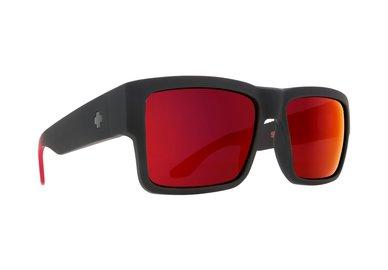 SPY sluneční brýle CYRUS Sf. Mt. Black - Red