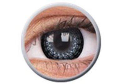 ColourVue Eyelush - Grey (2 čočky tříměsíční) - dioptrické - exp. rok 2017